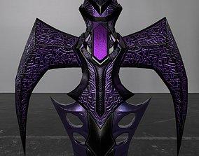 3D model Dark Sword Fantasy