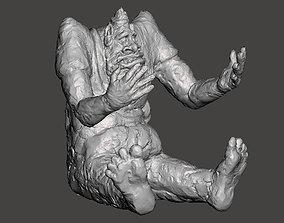 ROCKBITER from The Neverending Story 3D print model