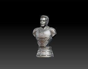 Iron Man mark 50 bust - Tony Stark 3D printable model