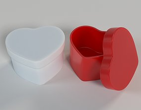 Heart Shaped Box 3D print model