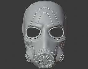 toys 3D print model Borderlands 3 Psycho Mask