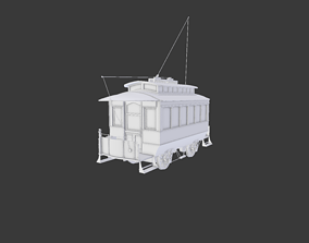 Small Trolley 3D