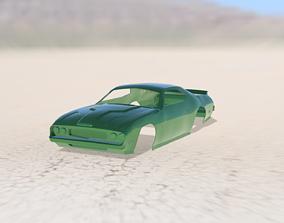3D print model 1970 Dodge