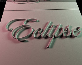 3D printable model print eclipse