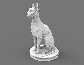 3D print model Bastet Cat