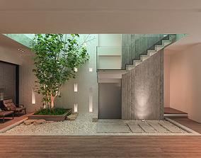 The garden indoor 3D