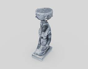 Old Egypt Sculpture 3D printable model