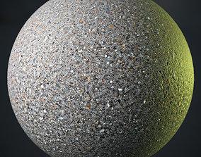 Concrete texture 05 3D model