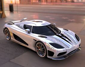 3D model Koenigsegg Agera R