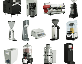 3D Bar equipment collection