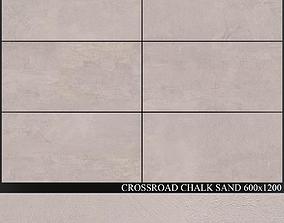 ABK Crossroad Chalk Sand 600x1200 3D model