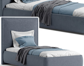 Single bed 1 3D