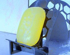 3D printable model soap holder hygiene