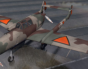 Fokker D-23 - D-XXIII 3D