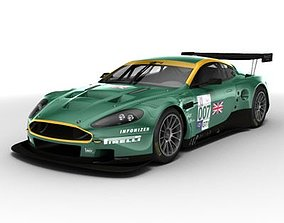 3D Aston Martin DBR9