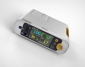3D Patient monitor Philips SureSigns VM1