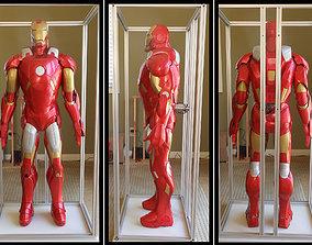 Iron Man MK7 IGES 3D printable model