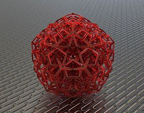 3D print model BRO WOVEN DODEHEDRON