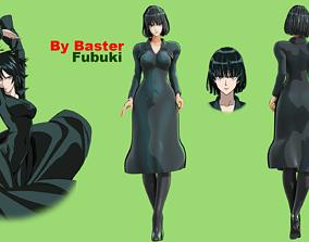 Fubuki Blizzard Of Hell 3D model