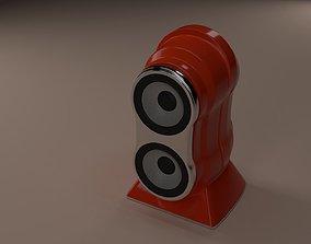 Loudspeaker 2 3D