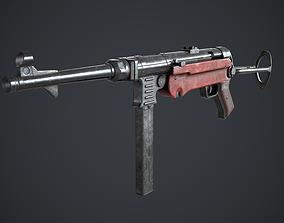 3D model MP-40