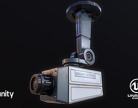 3D model PBR Camera
