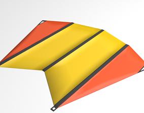3D model Swallow Kite