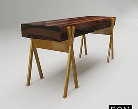 3D model Writing desk Matthieu from Dom Edizioni - 4