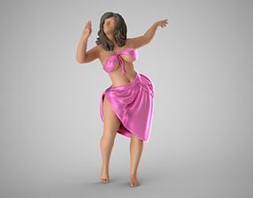 Dance Rehearsal 3 3D print model