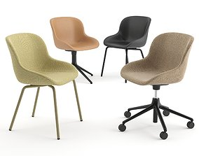 3D HYG Chairs Upholstery by Normann Copenhagen