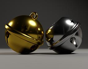 3D printable model Christmas Bell