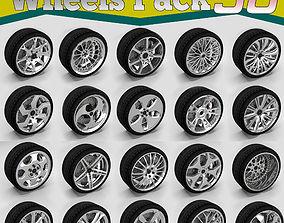3D 50 wheels Sports
