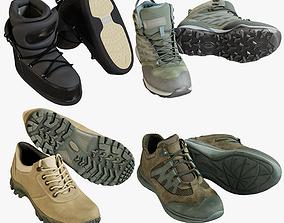 3D model Shoes Collection 15