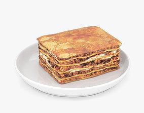 3D model Lasagne