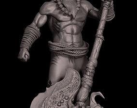3D print model Parashurama