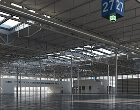 3D model Warehouse 005