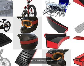 3D BMX Collection