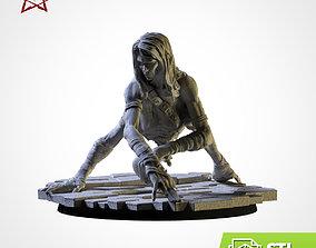Cursed Ghoul 3D print model