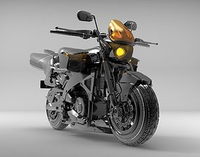 3D model Suzuki Motorcycle