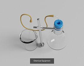 3D Chemical test-tubes