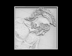 miniature Achilles 3D print model