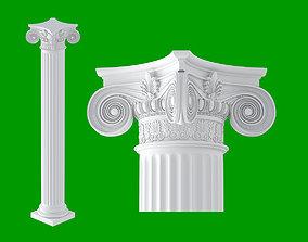 3D model Empire Column