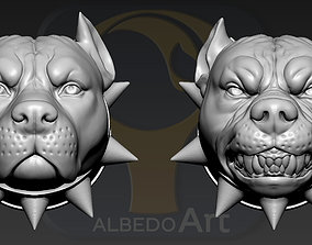 3D print model American Bully