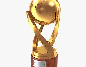 3D asset Gold Cup