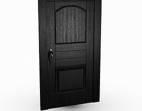 3D model Chocolate Brown Door