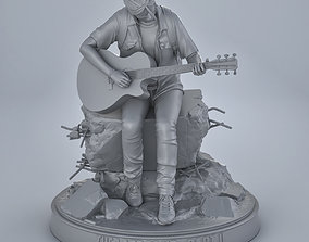 Ellie - The Last of Us Part 3D printable model