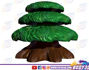 Tree From Zelda 3D printable model