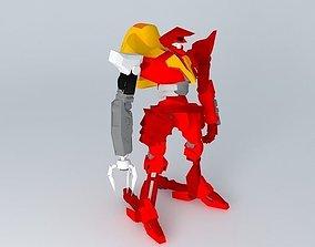 guren mk 2 r2 3D model