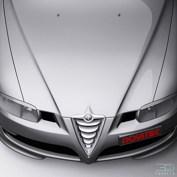 Alfa Romeo GT Novitec