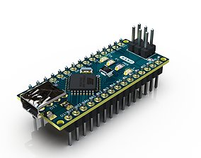 3D Arduino Nano - Reverse engineering